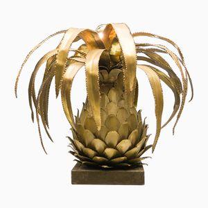 Lampe de Bureau Pineappel par Maison Jansen, 1970s