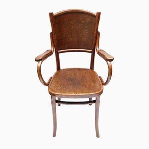 Art Nouveau Bentwood Armchair