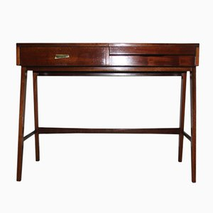 Mid-Century Italian Vanity Desk, 1950s