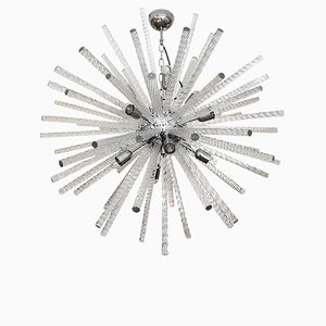 Lámpara de techo Murano Sputnik italiana moderna