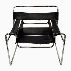 Bauhaus Wassily Armlehnstuhl von Marcel Breuer für Knoll, 1960er