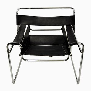 Bauhaus Wassily Chair by Marcel Breuer for Knoll, 1960s