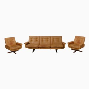 No. 126 Living Room Set by Sigurd Ressell for Vatne Möbler, 1970s