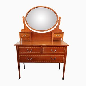 Mahogany Dressing Table, 1900s