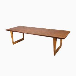 Table Basse No. 216 par Børge Mogensen pour Fredericia, 1956