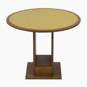 Tavolino da caffè Art Deco Scuola dell'Aia di Willem Penaat per Metz & Co, anni '30