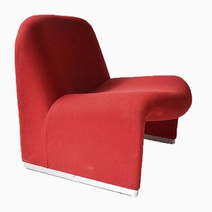 Vintage Alky Sessel von Giancarlo Peretti für Anonima Castelli