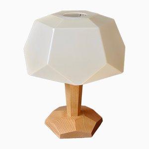 Lampada da comodino Antroposofica di Rudolf Dörfler, anni '60