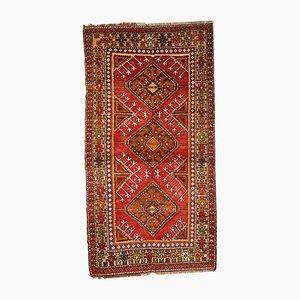 Vintage Turkish Anatolian Handmade Rug, 1920s
