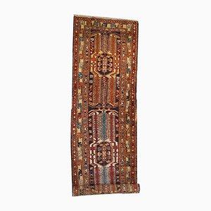 Handgearbeiteter nahöstlicher Vintage Heriz Teppich, 1930er
