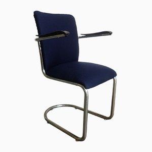 Vintage 1019 Armchair from Gebroeders de Wit, 1950s