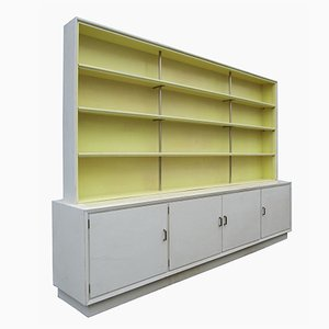 Dutch Modernist Bookcase, 1950s