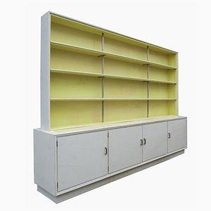 Dutch Modernist Cabinet Bookcase, 1940s
