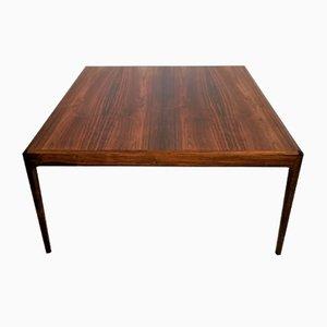 Vintage Rosewood Table by Johannes Andersen