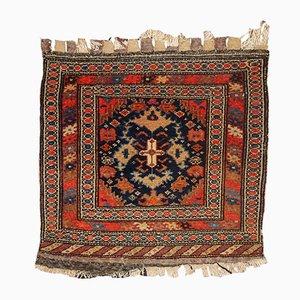 Antiker orientalischer Bag Face Teppich, 1900er