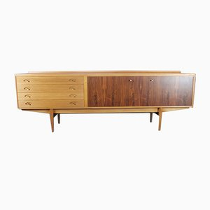 Mid-Century Rosewood and Teak Hamilton Sideboard by Robert Heritage for Archie Shine, 1950s