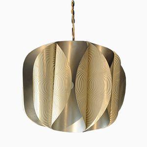 Vintage Pendant Lamp by Lorenzo Burchiellaro