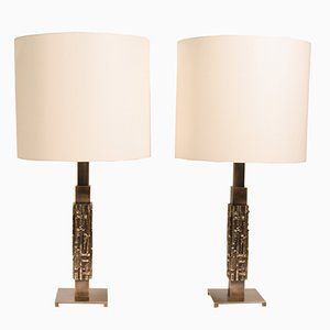 Italian Table Lamps by Luciano Frigerio, 1960s