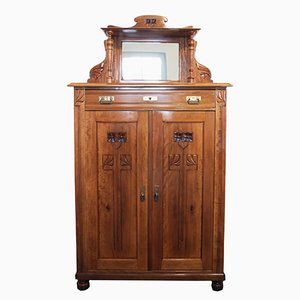Art Nouveau Highboard