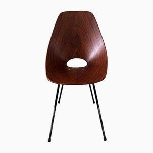 Vintage Medea Stuhl von Vittorio Nobili für Tagliabue