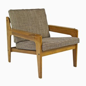 Vintage Danish Lounge Chair by Arne Wahl Iversen for Komfort
