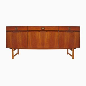 Vintage Sideboard with Three Drawers, 1968