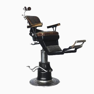 Chaise de Dentiste Industrielle de Ritter, Etats-Unis, 1920s