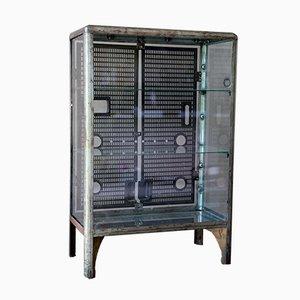 Vintage Glasschrank