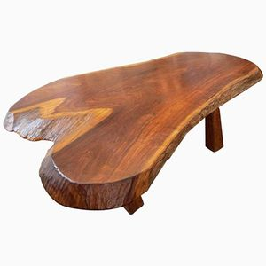 Large Log Cocktail Table, 1960s