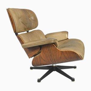 Sillón Mid-Century de Charles & Ray Eames para Fehlbaum Contura / Vitra