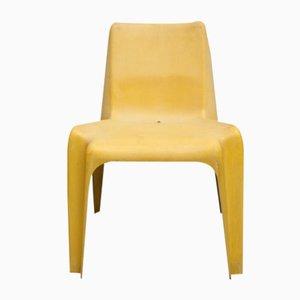 BA 1171 Fiberglas Stuhl von Helmut Bätzner für Bofinger, 1960er