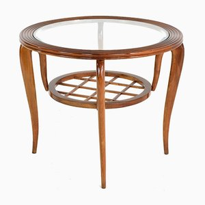 Mid-Century Italian Coffee Table by Paolo Buffa, 1950s