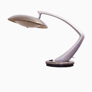 Mid-Century Bumerang Tischlampe von Fase