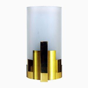 Wandlampe von Lucien Gau für LG Paris