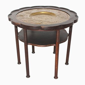 Antique Viennese Coffee Table