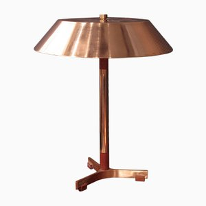 Vintage President Desk Lamp by Jo Hammerborg for Fog & Mørup