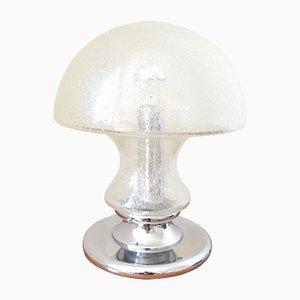 Lámpara de mesa hongo alemana de Doria, años 70