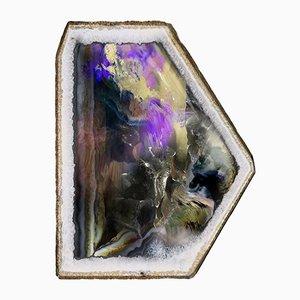 Meteoric Stone Rug by Studio GGSV (Gaëlle Gabillet & Stéphane Villard), 2017