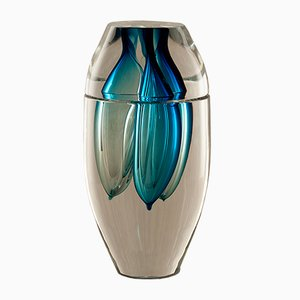 Belgian A Strange Symphony on Colours Vase by Philipp Weber for Christophe Genard, 2016