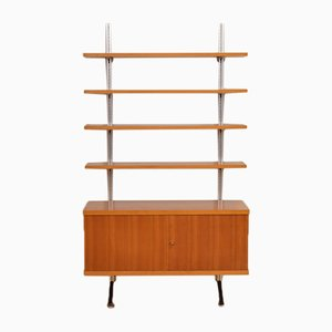 Mid-Century Wall Shelf by Willy Guhl for Aweso