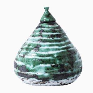 Recipiente vintage de cerámica de Jac Ward
