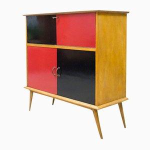 Vintage Minimalist Cabinet