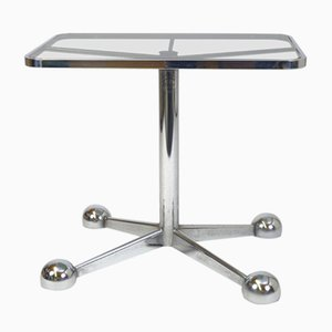 Bar Table on Castors from Allegri Arredamenti, 1972