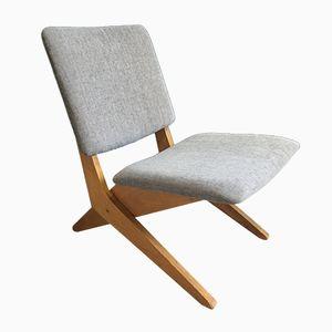 Vintage FB18 Scherenstuhl von Jan Van Grunsven für UMS Pastoe