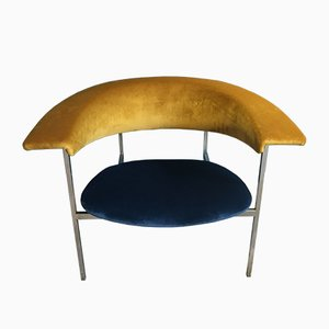 Dutch Meander Gamma Chair by Rudolf Wolf for Gaasbeck van Tiel, 1962