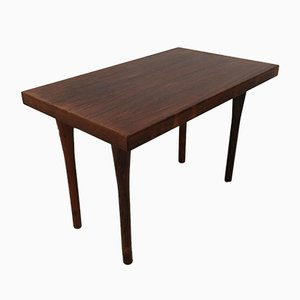 Mid-Century Danish Rosewood Side Table by Nanna Ditzel for Søren Willadsen Møbelfabrik