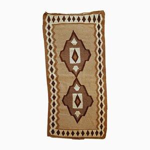 Handgefertigter nahöstlicher Ardabil Kilim Teppich, 1920er