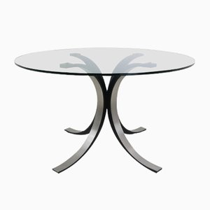 Mid-Century Dining Table by Osvaldo Borsani & Eugenio Gerli for Tecno