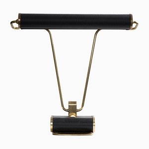 N71 Desk Lamp by Eileen Gray for Jumo, 1940s