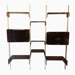 Modular Shelving Unit by Michel Ducaroy, 1970s
